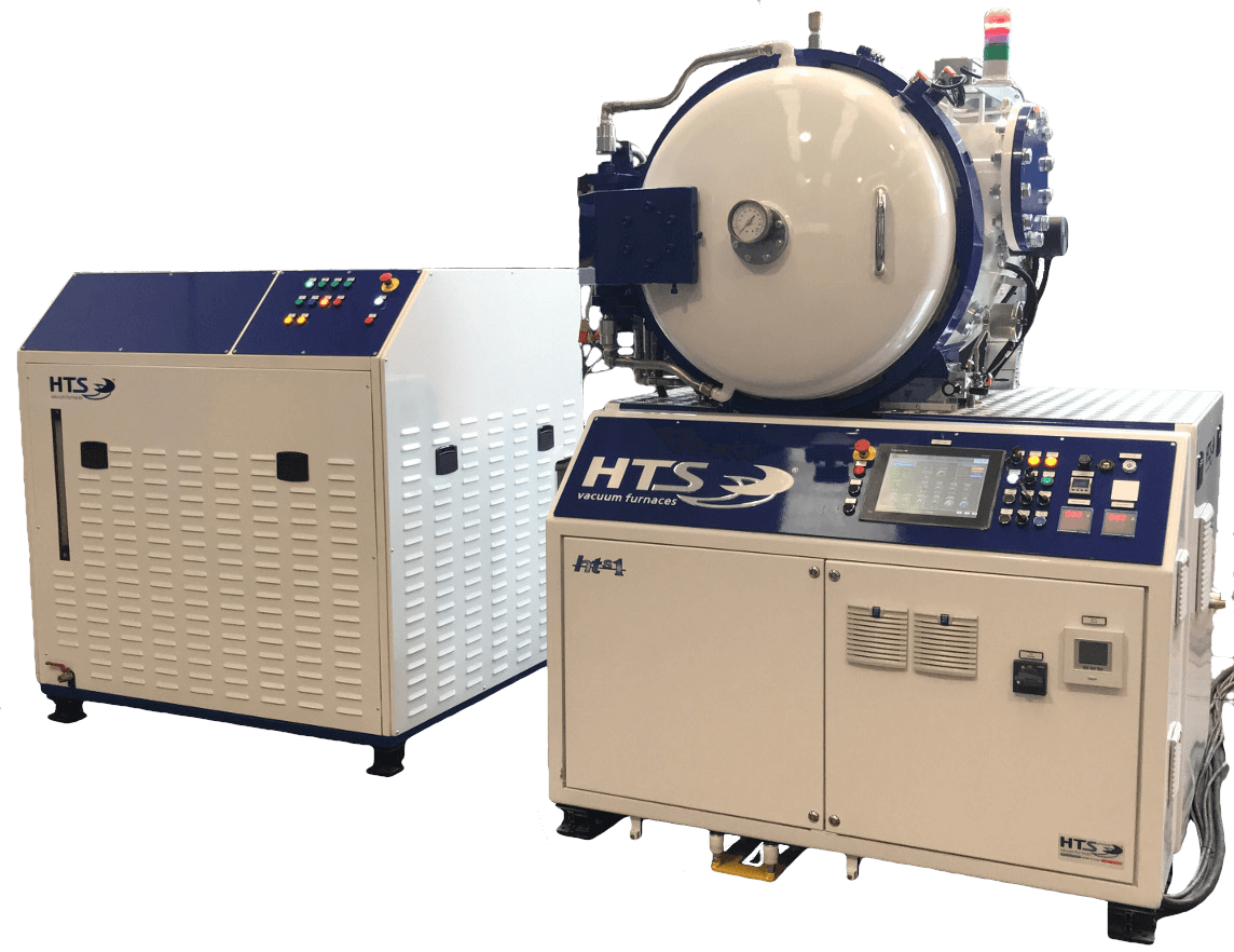 Vacuum furnace with chiller PEERENERGY