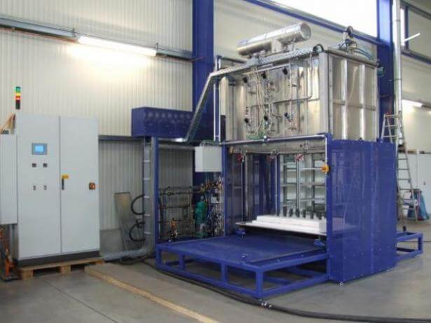 air atmosphere furnace PEERENERGY